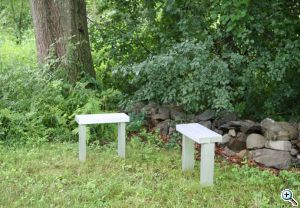 backes aluminum benches 2013